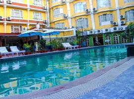 מלון צילום: Hotel Woodland Kathmandu