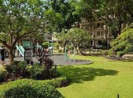 Hotel photo: 2 Br Condo Resort Type Acacia Taguig