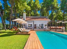 Hotel photo: The White Villa at Sani