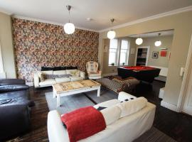 A picture of the hotel: Cardiff Boutique Townhouse
