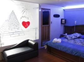 Fotos de Hotel: Motel Piramides De Cristal