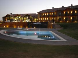 Hotel photo: Hotel Spa Aguas de los Mallos