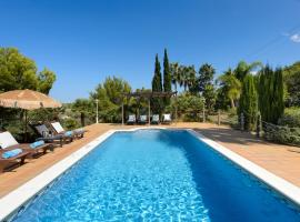Hotel photo: Villa Es Baladres