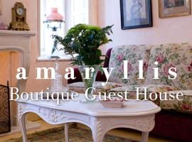 Hotel photo: Amaryllis Boutique Guest House