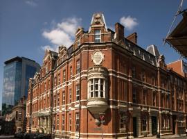 Photo de l'hôtel: Hotel du Vin Birmingham