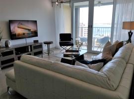 Hotel photo: Esj Towers - Ocean View / 2 Bds Apt