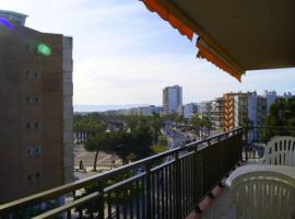 A picture of the hotel: Apartamento 1 línea de playa + Parking! Salou