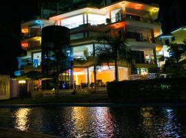 Hotel near Burundi