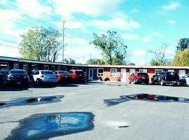 A picture of the hotel: Leisure Motel