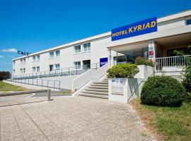 Hotel photo: Kyriad Nemours