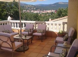 Hotel photo: El Balcón de Siete Picos