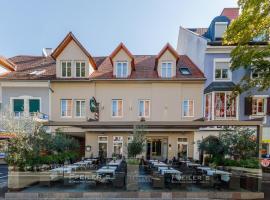 Hotel photo: Pfeiler's Bürgerstüberl - Hotel