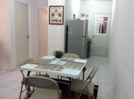 Hotel fotografie: Apartamento Zona Urbana Cancun