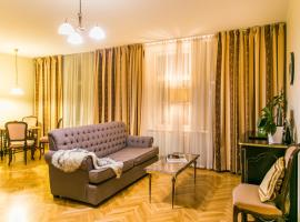 Hotel photo: SmartEST stay Old Town Apartment - Uus 28