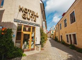 Hotel near Висбю