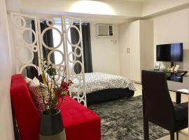 Hotel photo: 35/F Studio Unit at Makati