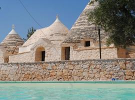 Hotel Foto: Trulli & Grotte Exclusive House Resort