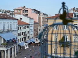 Hotel near Croatia