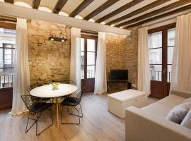 Hotel photo: Decô Apartments Barcelona-Born Apt.