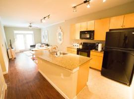Hotel photo: Luxury The Woodlands Apartment