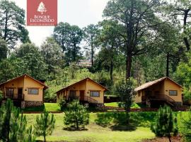 Hotel photo: Bosque Escondido