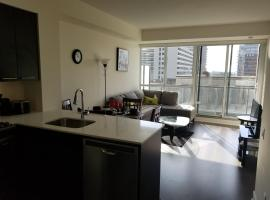 Hotel photo: Furnished Apartments at Yonge & Eglinton by Canvas