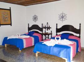 Hotel photo: Hotel Villa de Flores