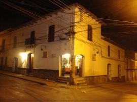 Hotel photo: Hostal Recoleta Sur