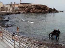 酒店照片: Seaview Faro Arinaga