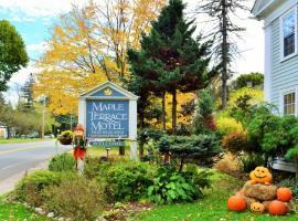 Hotel photo: Maple Terrace Motel