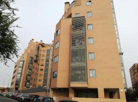 酒店照片: PYR Select Madrid Sur I