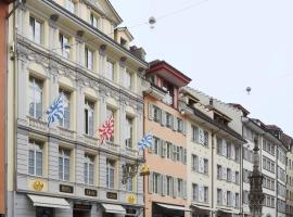 Hotel photo: Altstadt Hotel Krone Luzern