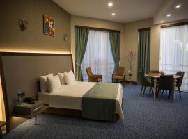 Hotel photo: Khazar Palace Hotel