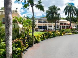 Hotel near Fidżi