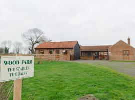 Hotel photo: Wood Farm Stables
