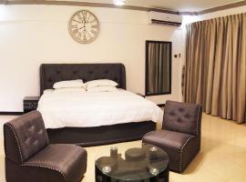Hotel near Tansania