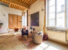 A picture of the hotel: Loft coeur du Vieux Lyon