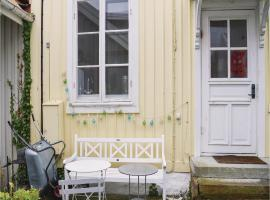 Hotel photo: One-Bedroom Apartment in Marstrand