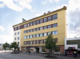 酒店照片: 2 room apartment in Lappeenranta - Kauppakatu 41 A