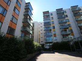 호텔 사진: Spacious one-bedroom apartment in Matinkylä, Espoo - Puolikkotie 6