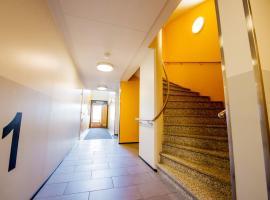 A picture of the hotel: 3 room apartment in Jyväskylä - Vapaudenkatu 35