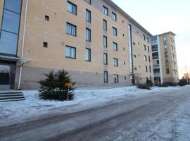 Hotel Foto: A cozy one-room apartment in Pakkala, Vantaa. (ID 6788)
