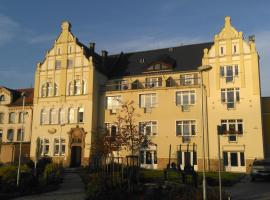 A picture of the hotel: Czech Switzerland Castle Apartments