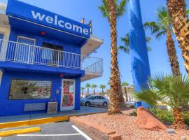 A picture of the hotel: Motel 6 Las Vegas - I-15