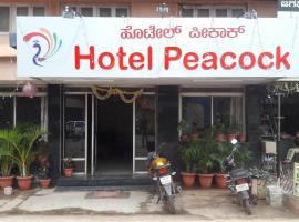 होटल की एक तस्वीर: Hotel Peacock