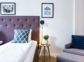 Hotel Foto: Biz Apartment Solna
