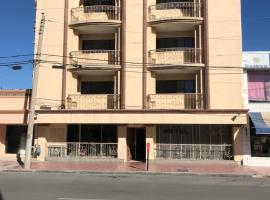 Hotel near Ciudad Juárez