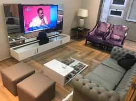 Hotel photo: Apartamento na Ingombota Luanda