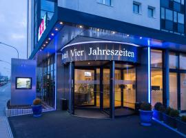 Hotel Foto: Hotel Vier Jahreszeiten Lübeck