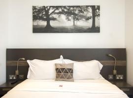 होटल की एक तस्वीर: Imperial Hotel Express